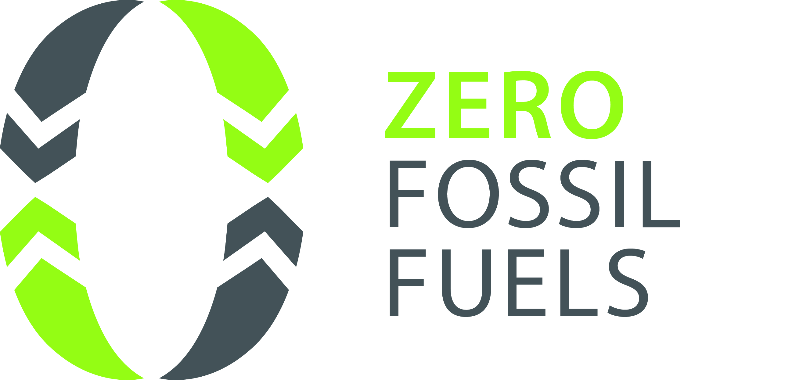 zero fossil fuels logo